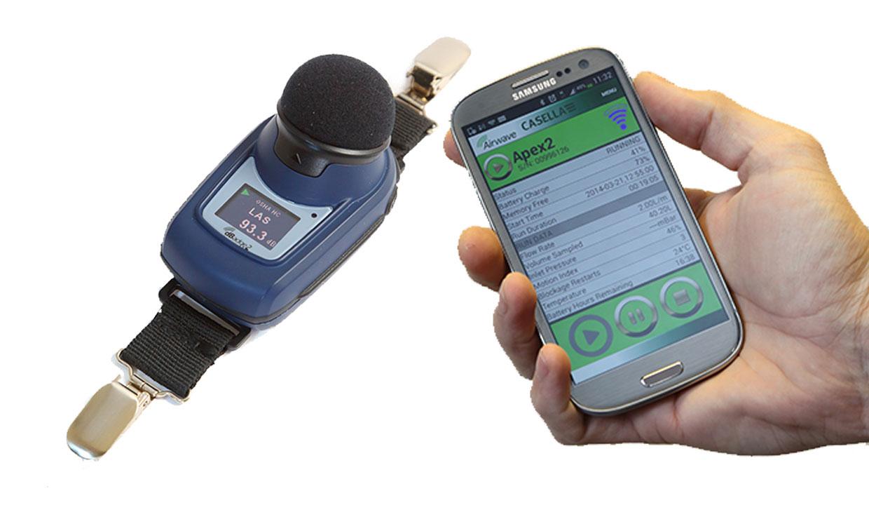 Dosimetro Modelo dBadge 2: