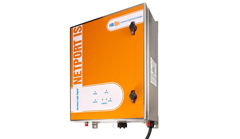 Wifi Industrial para mineria subterránea NLT Netport