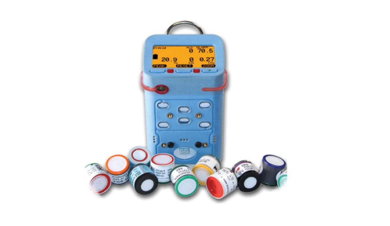 Detector Multigas G460.  (O2, CO, CO2, LEL, NO2, H2S, OTROS).