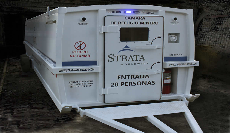 Oferta Refugio Minero en Arriendo o Venta.